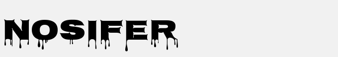 Nosifer