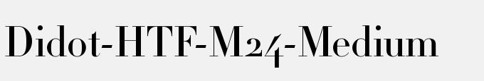 Didot-HTF-M24-Medium
