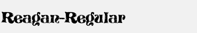 Reagan-Regular