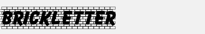 Brickletter