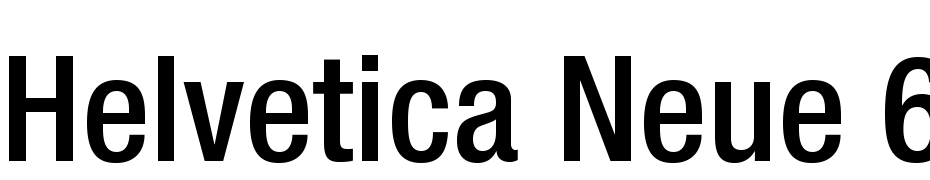 Helvetica Neue 67 Medium Condensed Polices Telecharger