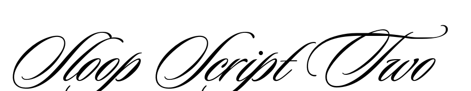 Sloop Script Two Font Download Free