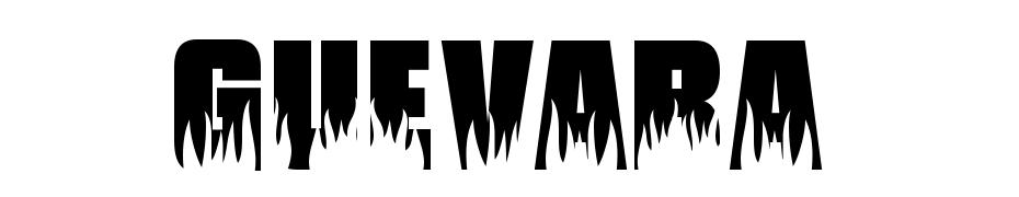 Guevara Font Download Free