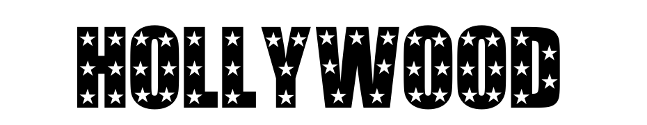 Hollywood Font Download Free