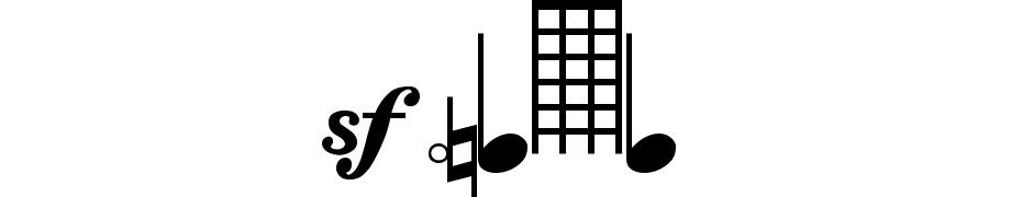 Sonata Yazı tipi ücretsiz indir