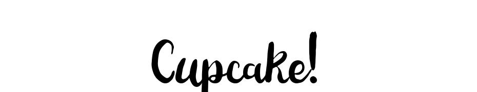 Cupcake! Polices Telecharger