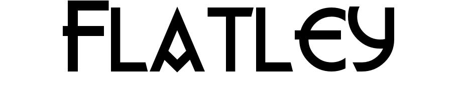 Flatley Font Download Free