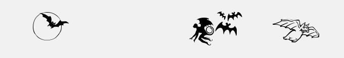 Bats-Symbols