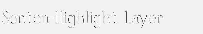 Sonten-Highlight Layer