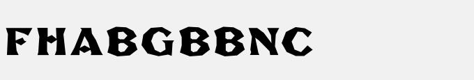 FHABGBBNC