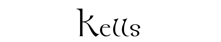 Kells Font Download Free