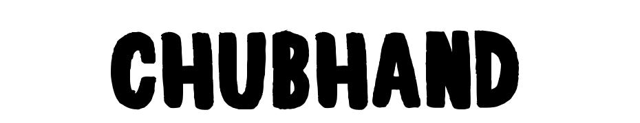 Elph_chubba Yazı tipi ücretsiz indir